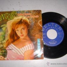 Discos de vinilo: TANGOS ROLAND PALETTE Y SU ORQUESTA AÑO 1961. Lote 44972391