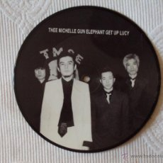 Discos de vinilo: MICHELLE GUN ELEPHANT, THEE - GET UP LUCY (MUNSTER 2000) SINGLE EP - GEAR BLUES. Lote 44975666