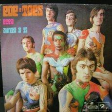 Discos de vinilo: POP TOPS - PEPA / JUNTO A TI - BARCLAY MOVIEPLAY 1968. Lote 44981120