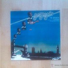 Discos de vinilo: JERRY LEE LEWIS - THE SESSION LONDON. Lote 44984390