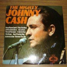 Vinyl records - THE MIGHTY - JOHNNY CASH - 44988743
