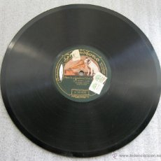 Discos de vinilo: DISCO GRAMÓFONO RAREZA PACA LA PEINADORA LA AVENTURA DEL ADELITA LULU DISCO PIZARRA CUPLE. Lote 44995610