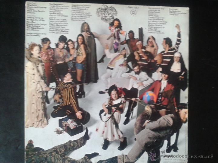 Discos de vinilo: LP - JETHRO TULL* WAR CHILD** 1974 CHRYSALIS** EDICION ESPAÑA****COLECCION PRIVADA*** - Foto 2 - 44999074
