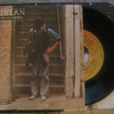 Discos de vinilo: BOB DYLAN -CAMBIO DE GUARDIA -CBS -1978 . Lote 45003909