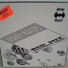 Discos de vinilo: MONEY MAKERS - BIG HIT -. Lote 45019415