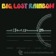 Discos de vinilo: BIG LOST RAINBOW - RARE LP-VINYL. 180 GRAM. AKARMA AK 078. FOLK PSYCH. MINT.. Lote 45020214