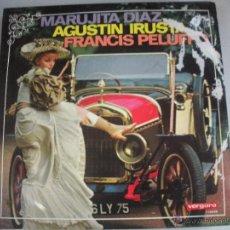 Discos de vinilo: MAGNIFICO LP DE - MARUJITA DIAZ -. Lote 45020975