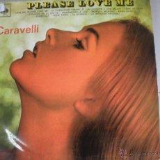 Discos de vinilo: MAGNIFICO LP DE -CARAVELLI -. Lote 45021010