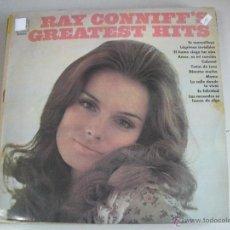 Discos de vinilo: MAGNIFICO LP DE - RAY - CONNIFF -. Lote 45021017