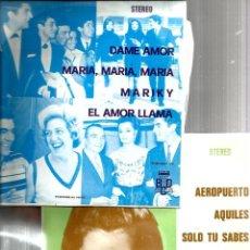 Discos de vinilo: 2 EP´S : ANTONIO LATORRE Y ORQUESTA + ORQUESTA FANTASIA Y NARBO ( DISCOS PROMOCIONALES ). Lote 45024121