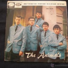Discos de vinilo: EP THE ANIMALS // BRING IT HOME TO ME + 3. Lote 45033680