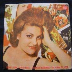 Discos de vinilo: EP YOLI // ENCRUCIJADA + 3. Lote 45034664