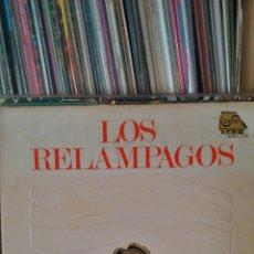 Discos de vinilo: LOS RELAMPAGOS - 6 PISTAS. Lote 45038597