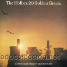 Discos de vinilo: THE HOLLIES - 20 GOLDEN GREATS.. Lote 45043558