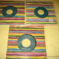 Discos de vinilo: DUO DINAMICO - LOTE DE TRES SINGLES RAROS - JUKEBOX. Lote 45059244
