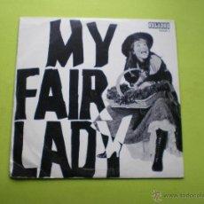 Discos de vinilo: LERNER Y LOEWE - MY FAIR LADY - DISCO 10 PULGADAS ORLADOR 1966. Lote 45063078