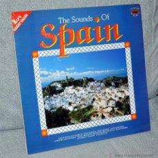Discos de vinilo: DOBLE LP CON: LOS DIABLOS, JAVALOYAS, GRUPO 15, PERET, AQUARIUS Y OTROS - 28 TRACK - MADE IN UK 1989. Lote 45063286