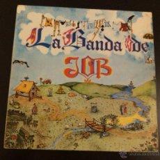Discos de vinilo: LA BANDA DE JOB - LP . Lote 45066426