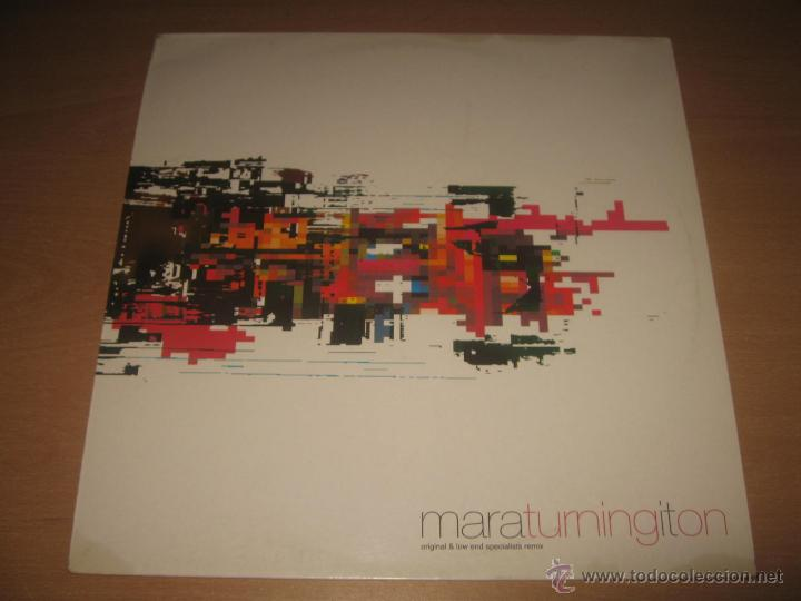 MARA TURNING IT ON .CHOO CHOO RECORDS UK AÑO 2003 (Música - Discos de Vinilo - Maxi Singles - Electrónica, Avantgarde y Experimental)