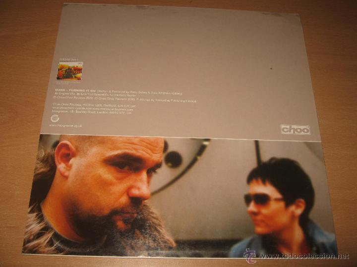Discos de vinilo: MARA TURNING IT ON .CHOO CHOO RECORDS UK AÑO 2003 - Foto 2 - 45071176