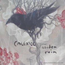 Discos de vinilo - LP CALEXICO GARDEN RUIN VINILO - 100988760