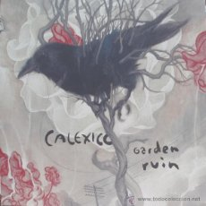 Discos de vinilo: LP CALEXICO GARDEN RUIN VINILO. Lote 100988760