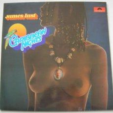 Discos de vinilo: JAMES LAST: CARIBBEAN NIGTHS. POLYDOR 1980. SIN ESCUCHAR. Lote 45078139