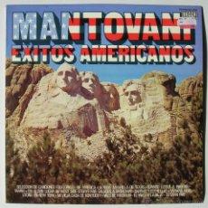 Discos de vinilo: MANTOVANI: EXITOS AMERICANOS. DECCA 1981. SIN ESCUCHAR. Lote 45078443