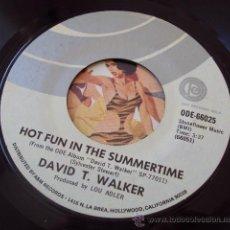 Discos de vinilo: DAVID T WALKER - I WANT TO TALK TO YOU - MODERN SOUL CROSSOVER ((ESCUCHA)). Lote 32040403
