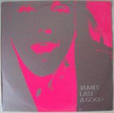 Discos de vinilo: JAMES LAST- A GOGO - LOUNGE UK 1968. Lote 27751219