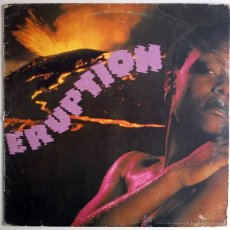Discos de vinilo: ERUPTION FEATURING PRECIOUS WILSON - MODERN SOUL DISCO ORIG ESP 1977. Lote 27976659