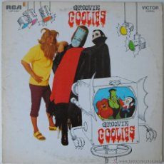 Discos de vinilo: GROOVIE GOOLIES - ORIGINAL USA 1970 - BUBBLEGUM FREAK. Lote 32061414