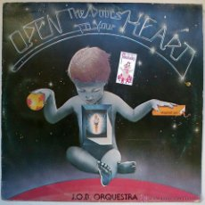 Discos de vinilo: J.O.B. ORCHESTRA - OPEN THE DOORS TO YOUR HEART (LP GOVINDA ES 1978) (((ESCUCHA))). Lote 34333591