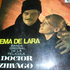 Discos de vinilo: DOCTOR ZHIVAGO - EP 1966. Lote 45082447