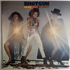 Discos de vinilo: SHOTGUN - GOOD BAD & FUNKY - 1978 DISCO FUNK ORIG ESP ((ESCUCHA)). Lote 27976997