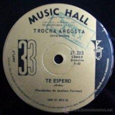 Dischi in vinile: TROCHA ANGOSTA - ARGENTINA ORGAN BEAT ((ESCUCHA)). Lote 27766876