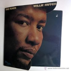 Discos de vinilo: WILLIE HUTCH - OST THE MACK - BLAXPLOITATION ORIG ESP 1974 ((ESCUCHA)). Lote 27977060