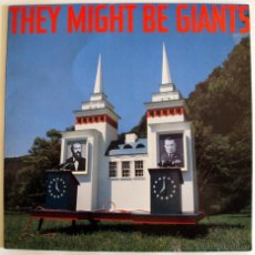 Discos de vinilo: THEY MIGHT BE GIANTS - LINCOLN. Lote 31605921