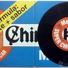 Discos de vinilo: SUPER CHINASKIES - MENTOL EP - SHOEGAZING INDIE 1994. Lote 31681890