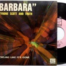Discos de vinilo: TYRONE SCOTT AND THE TRUTH - FELLING LIKE IT'S GONE - SOUL CROSSOVER ((ESCUCHA)). Lote 32116734