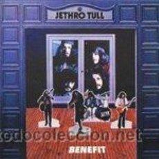 Discos de vinilo: JETHRO TULL - BENEFIT. Lote 45089719