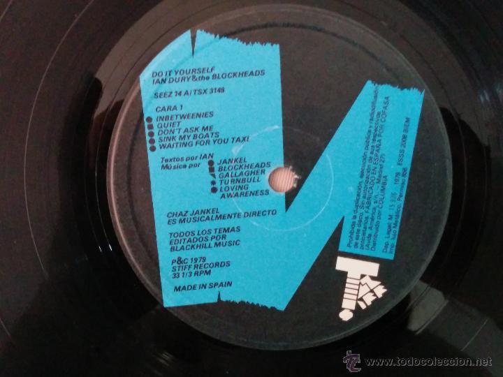 Ian dury the blockheads do it yourself lp comprar discos lp discos de vinilo side 1 foto 6 42775404 solutioingenieria Gallery