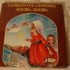 Discos de vinilo: DISCO SINGLE VILLANCICOS. Lote 45110987