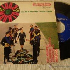 Discos de vinilo: DISCO SINGLE EP LA TUNA DE MADRID. Lote 45110992