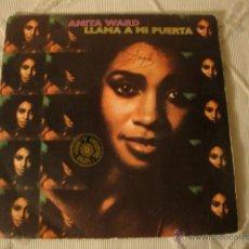 Discos de vinilo: DISCO SINGLE ANITA WARD LLAMA A MI PUERTA. Lote 45111444