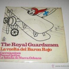 Discos de vinilo: THE ROYAL GUARDSMEN - ED. ESPAÑOLA 1967 . Lote 45111577