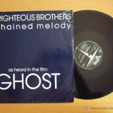 the righteous brothers-unchained melody-maxisingle-verve records 1990