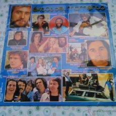 Discos de vinilo: LP - EXITOS DEL MOMENTO - VARIOS - BELTER 1976. Lote 45121043