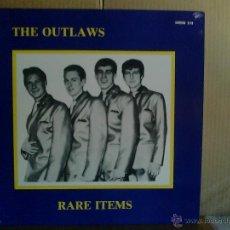 Discos de vinilo: THE OUTLAWS ( RITCHIE BLACKMORE ) ---- RARE ITEMS. Lote 45131572