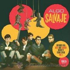 2 LP´S ALGO SALVAJE, NUGGETS FROM SPAIN